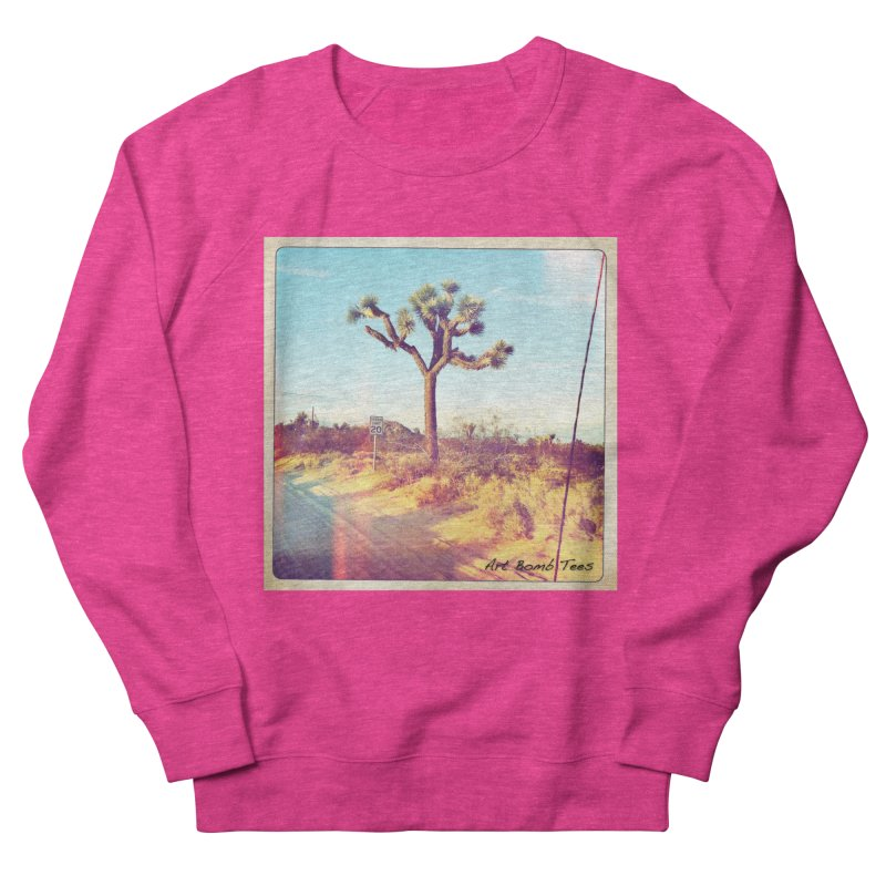 Desert Roads Men's Sweatshirt by artbombtees's Artist Shop