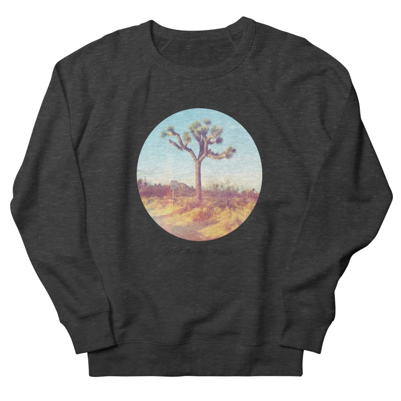 Desert Roads - Circular Women's Sweatshirt by artbombtees's Artist Shop