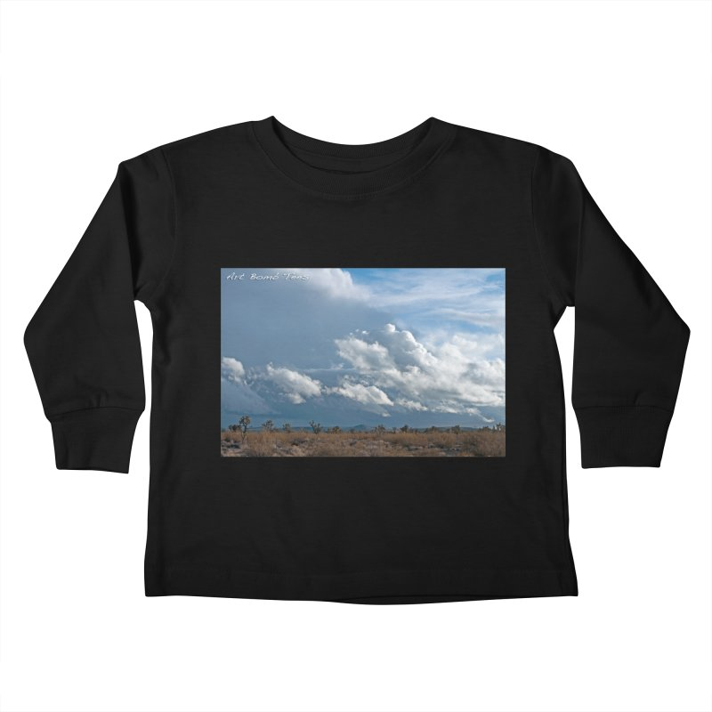 Wanderlust Kids Toddler Longsleeve T-Shirt by artbombtees's Artist Shop