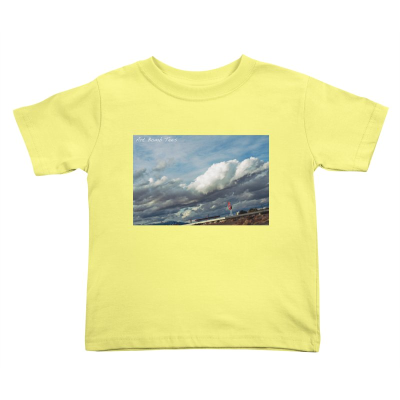 76 Kids Toddler T-Shirt by artbombtees's Artist Shop