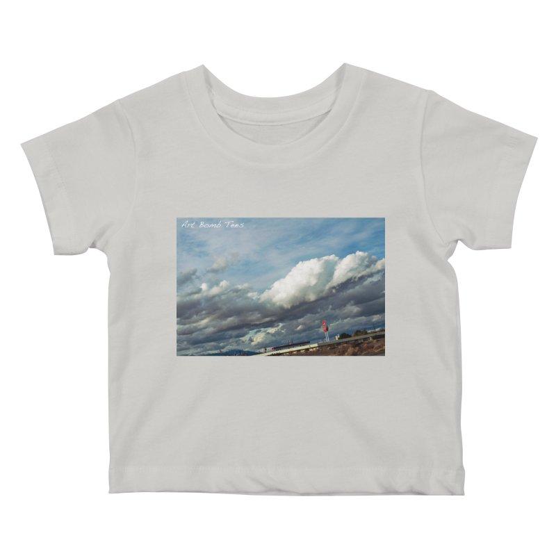 76 Kids Baby T-Shirt by artbombtees's Artist Shop