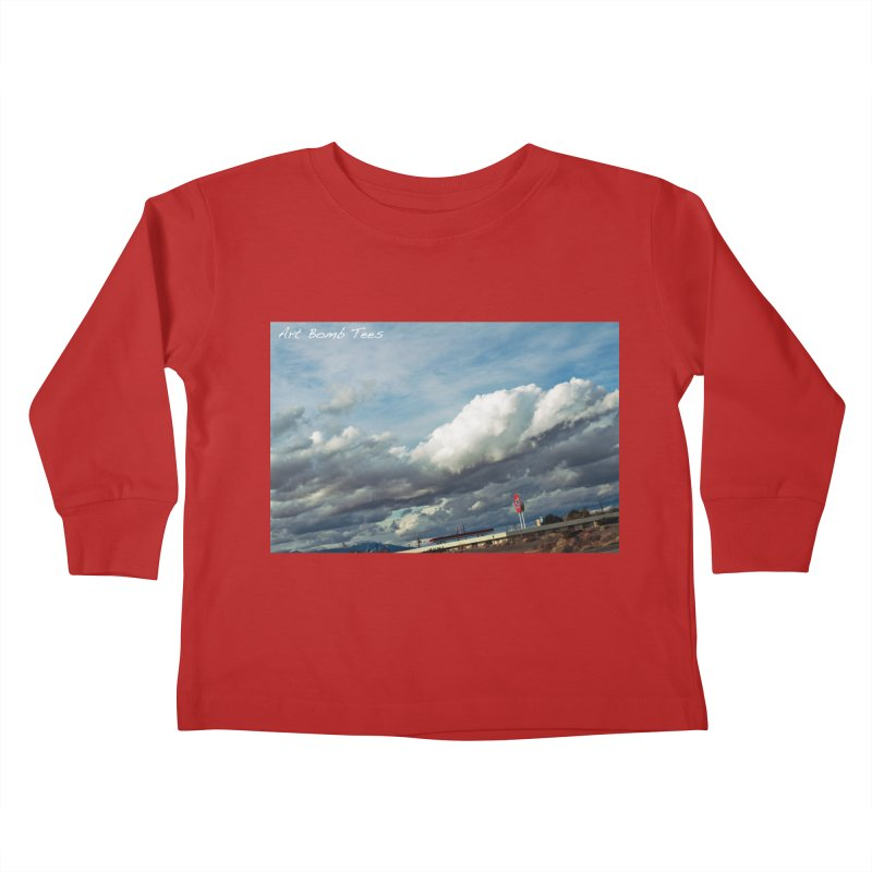 76 Kids Toddler Longsleeve T-Shirt by artbombtees's Artist Shop