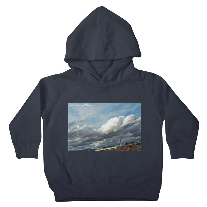 76 Kids Toddler Pullover Hoody by artbombtees's Artist Shop