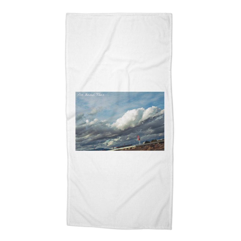 76 Accessories Beach Towel by artbombtees's Artist Shop
