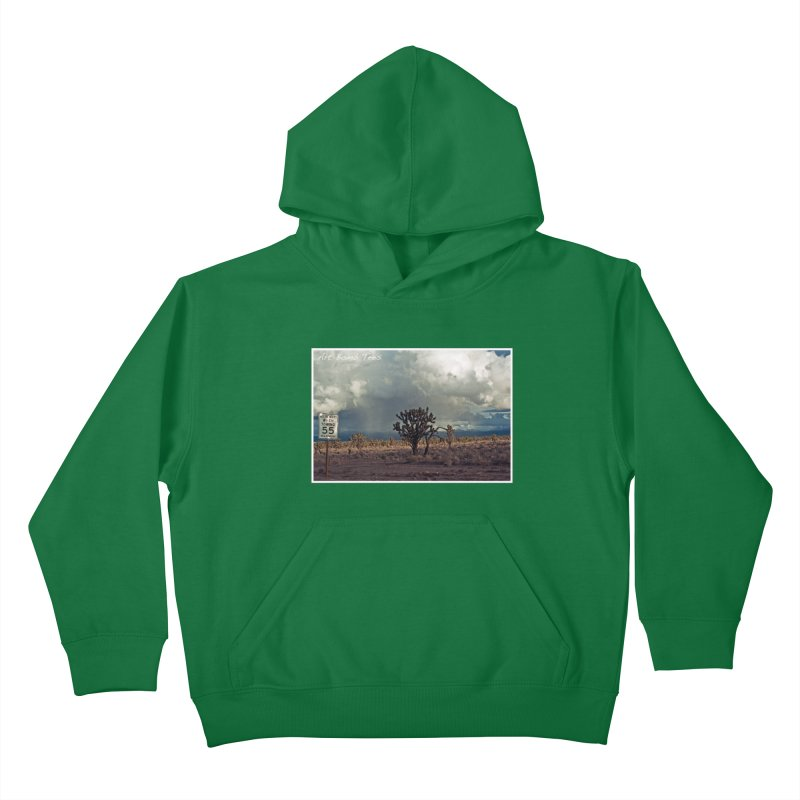 55 Kids Pullover Hoody by artbombtees's Artist Shop
