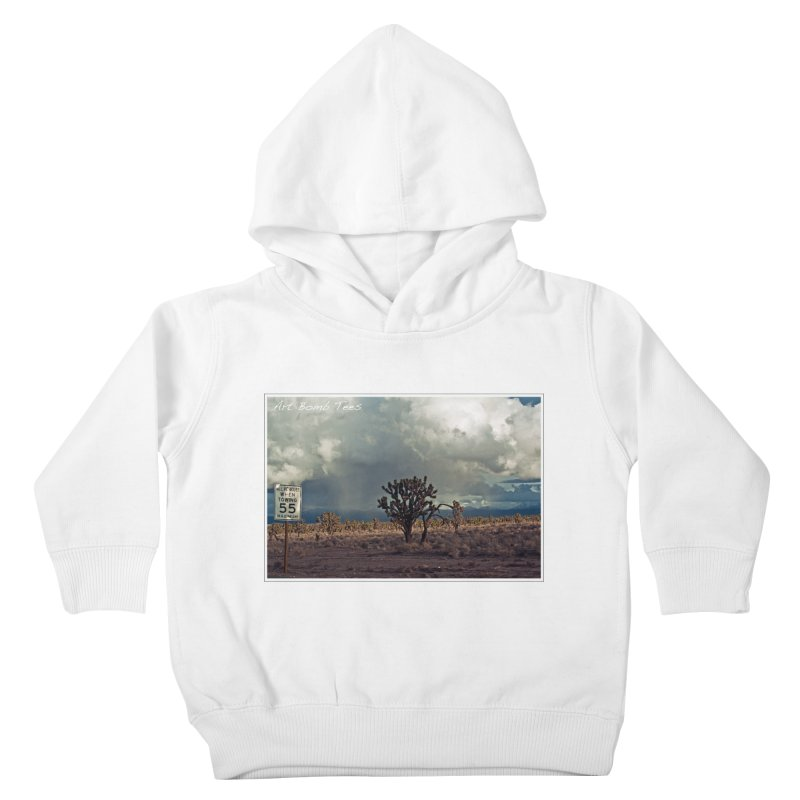 55 Kids Toddler Pullover Hoody by artbombtees's Artist Shop