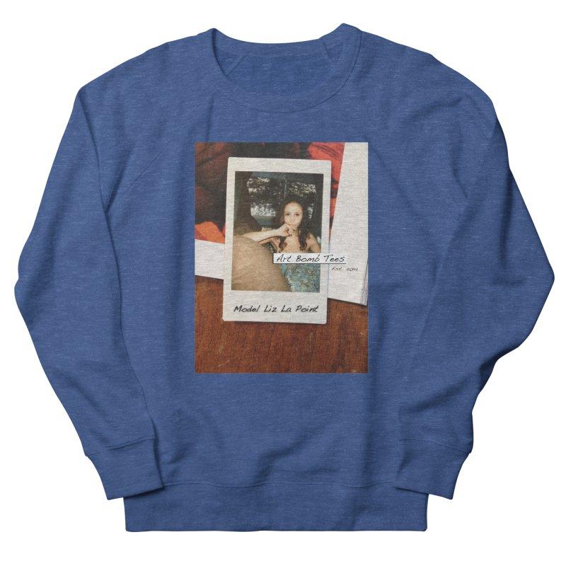 Liz La Point - Instant Muse Men's Sweatshirt by artbombtees's Artist Shop
