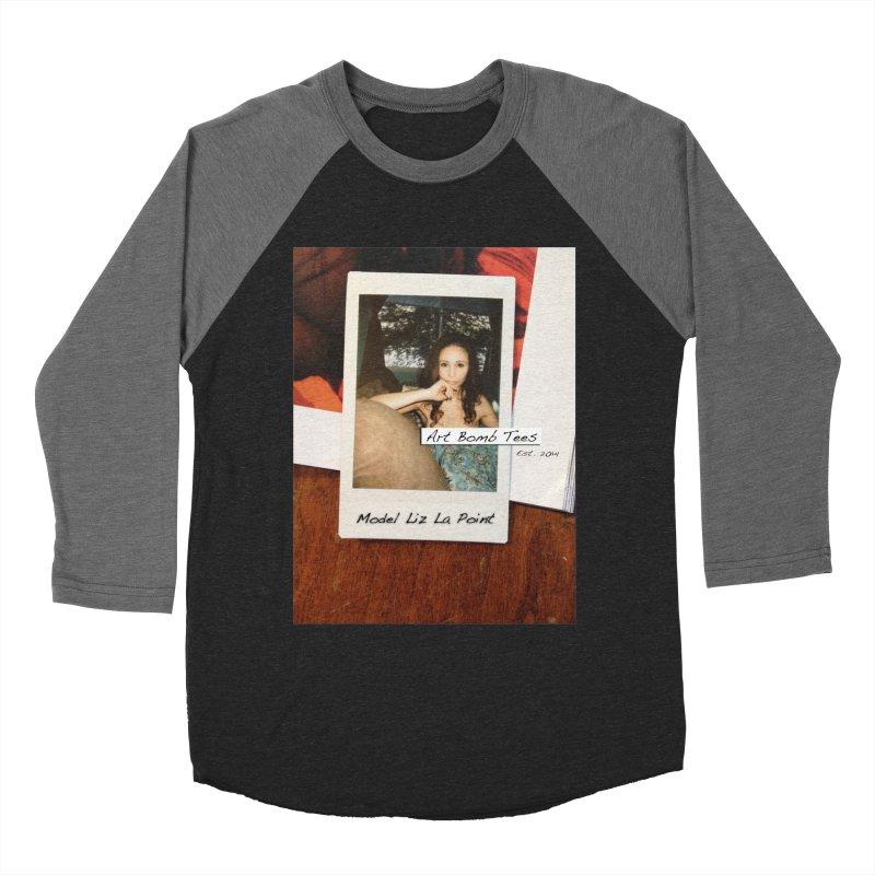 Liz La Point - Instant Muse Men's Longsleeve T-Shirt by artbombtees's Artist Shop