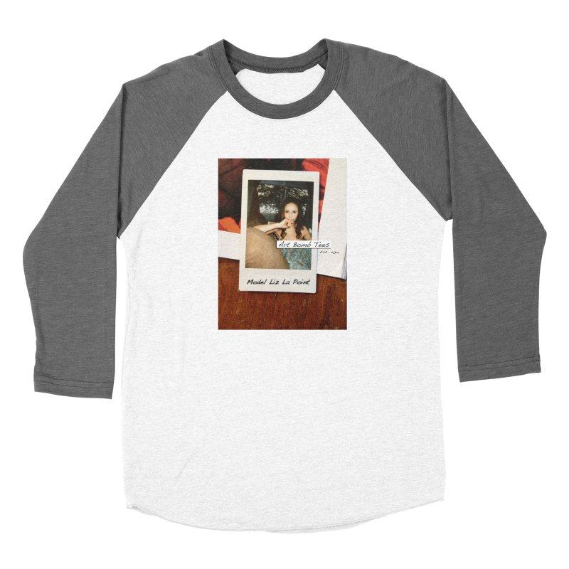 Liz La Point - Instant Muse Women's Longsleeve T-Shirt by artbombtees's Artist Shop