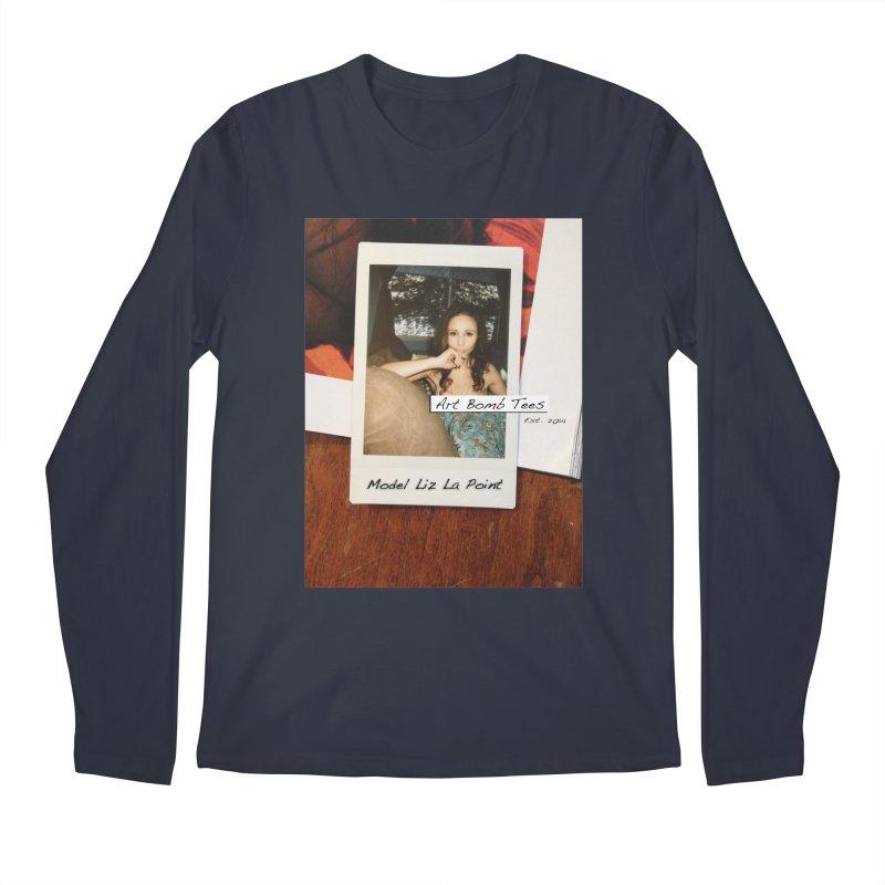 Liz La Point - Instant Muse Men's Regular Longsleeve T-Shirt by artbombtees's Artist Shop