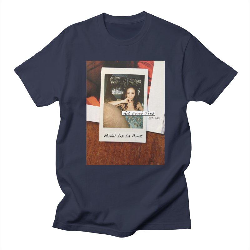 Liz La Point - Instant Muse Men's T-Shirt by artbombtees's Artist Shop