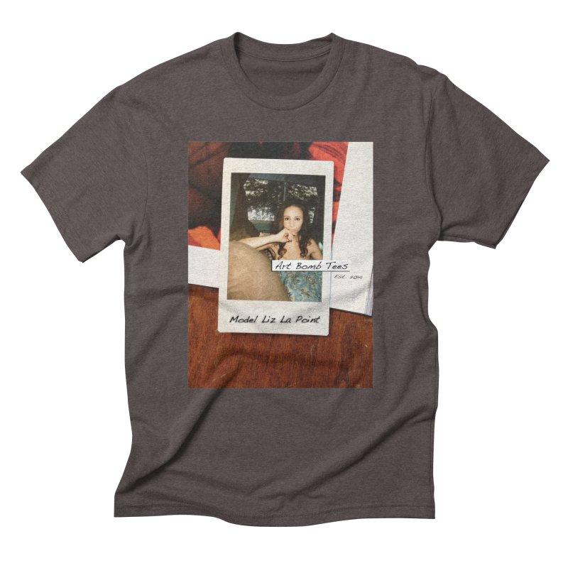 Liz La Point - Instant Muse Men's Triblend T-Shirt by artbombtees's Artist Shop