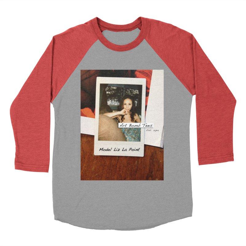 Liz La Point - Instant Muse Men's Baseball Triblend T-Shirt by artbombtees's Artist Shop