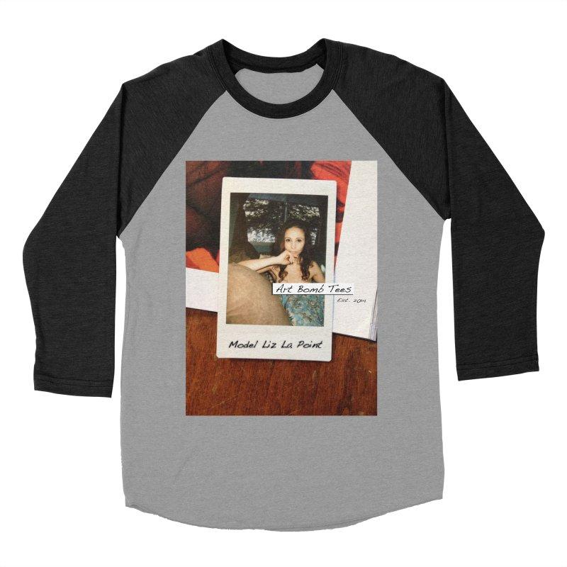 Liz La Point - Instant Muse Men's Baseball Triblend Longsleeve T-Shirt by artbombtees's Artist Shop