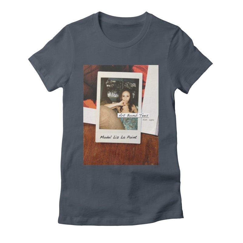 Liz La Point - Instant Muse Women's T-Shirt by artbombtees's Artist Shop