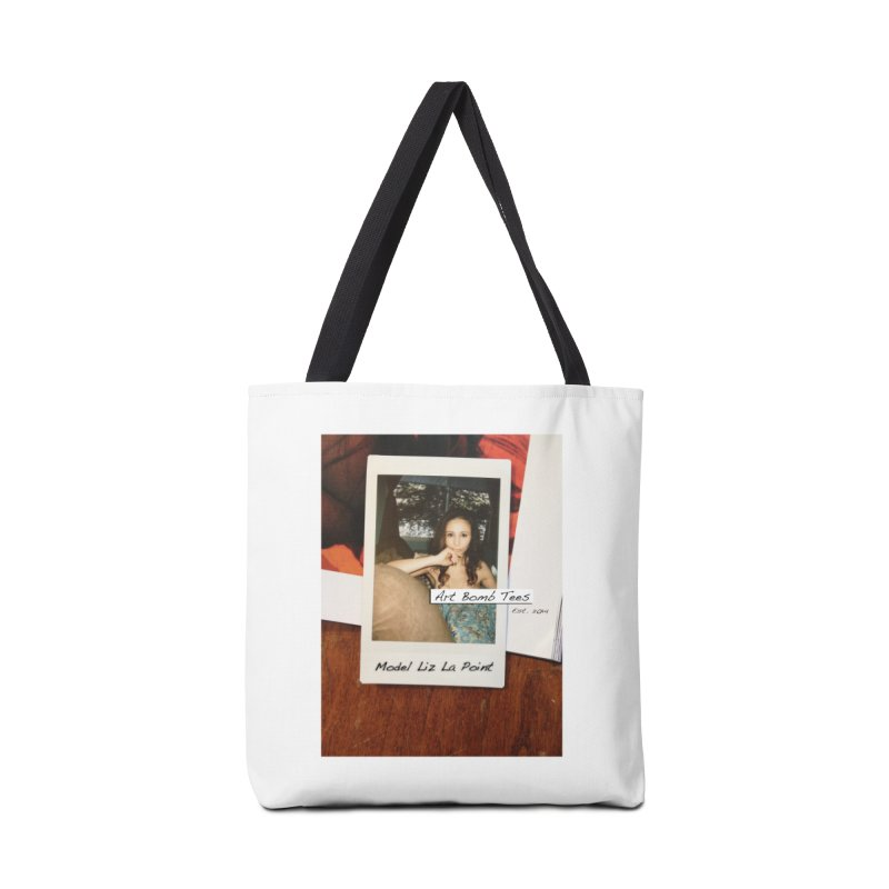 Liz La Point - Instant Muse Accessories Bag by artbombtees's Artist Shop