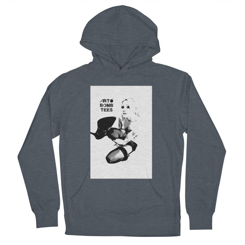 Kickin' It Women's French Terry Pullover Hoody by artbombtees's Artist Shop