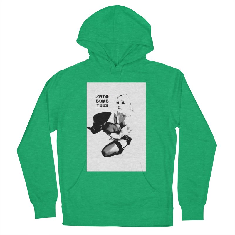 Kickin' It Men's French Terry Pullover Hoody by artbombtees's Artist Shop