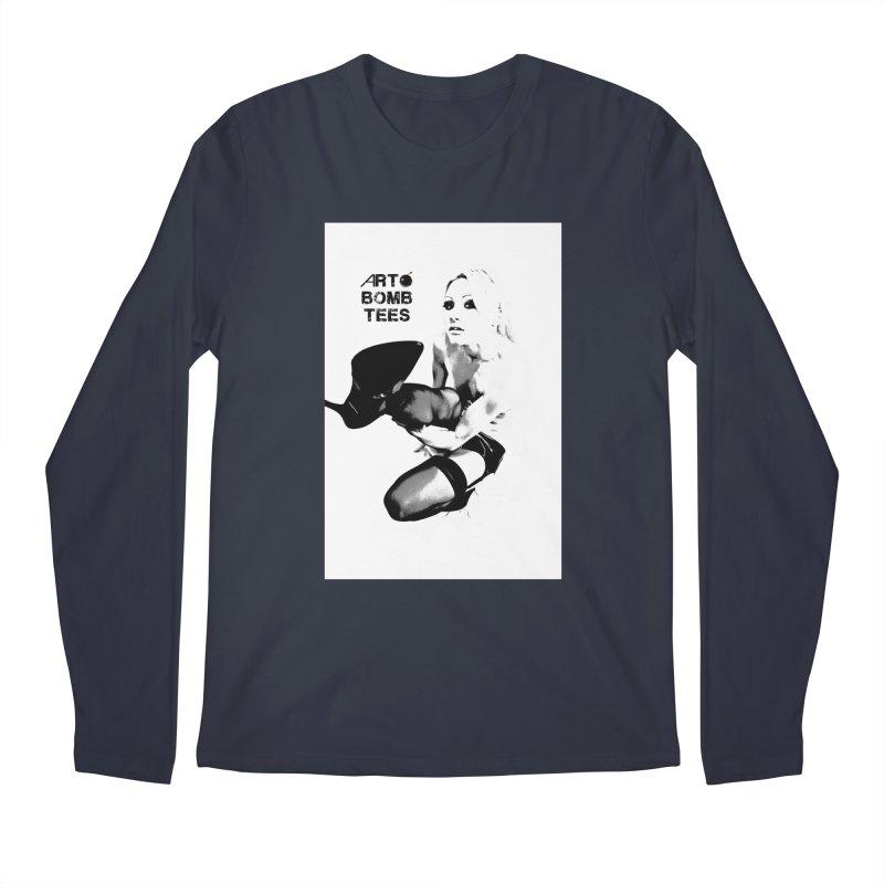 Kickin' It Men's Longsleeve T-Shirt by artbombtees's Artist Shop