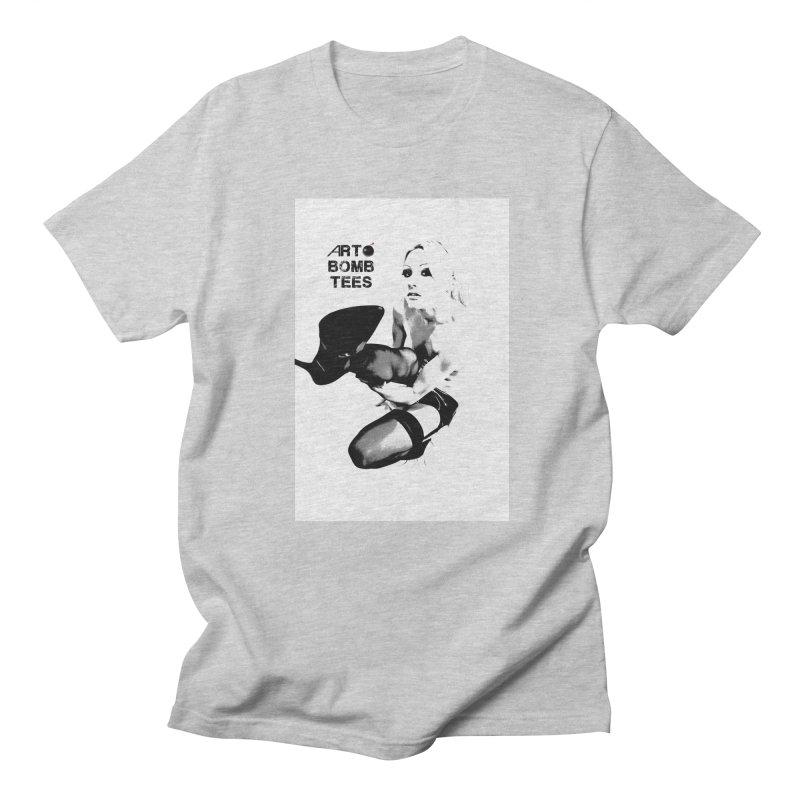 Kickin' It Men's Regular T-Shirt by artbombtees's Artist Shop