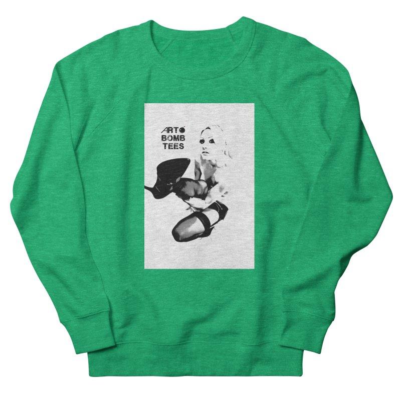 Kickin' It Men's French Terry Sweatshirt by artbombtees's Artist Shop