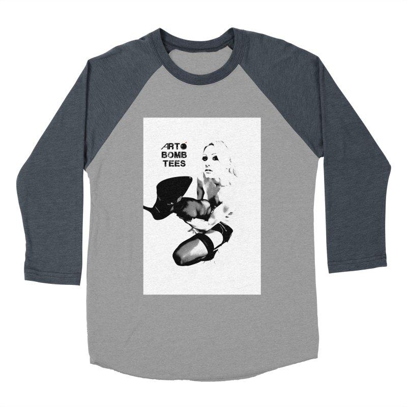 Kickin' It Women's Baseball Triblend T-Shirt by artbombtees's Artist Shop