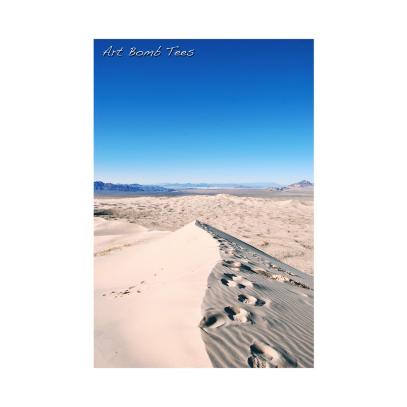 Mojave Blues by artbombtees's Artist Shop