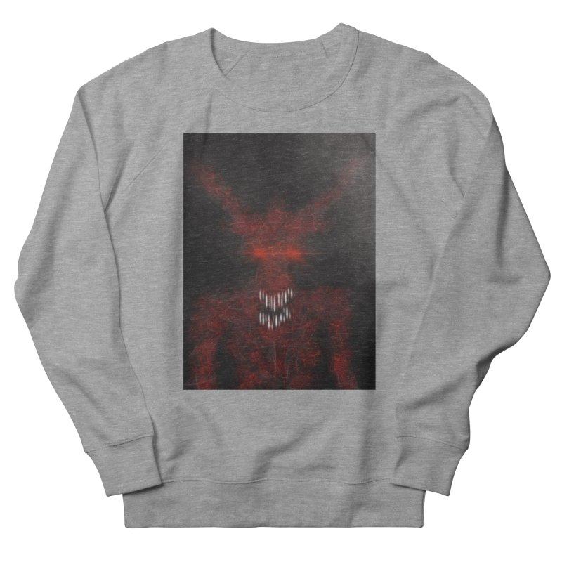 EVIL Men's French Terry Sweatshirt by artbombtees's Artist Shop
