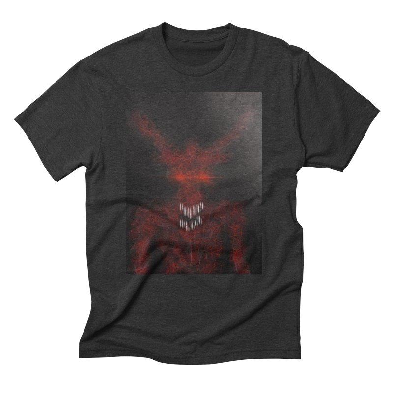 EVIL Men's Triblend T-Shirt by artbombtees's Artist Shop
