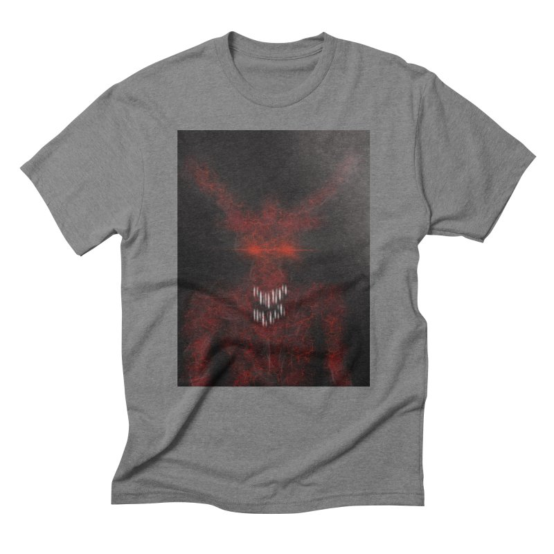 EVIL Men's Triblend T-Shirt by artbombtees's Artist Shop