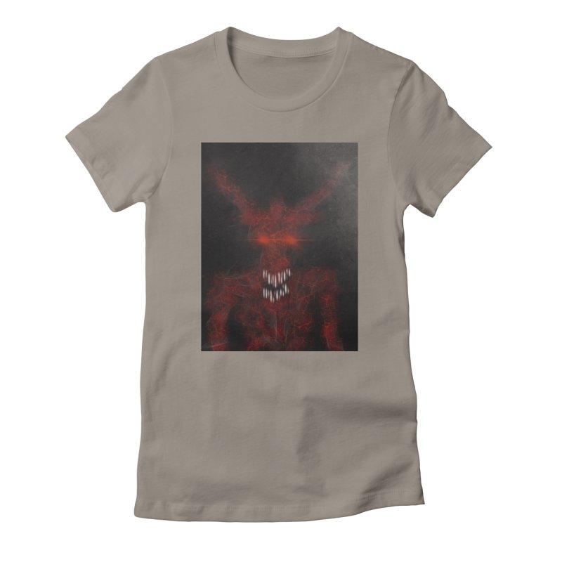 EVIL Women's T-Shirt by artbombtees's Artist Shop