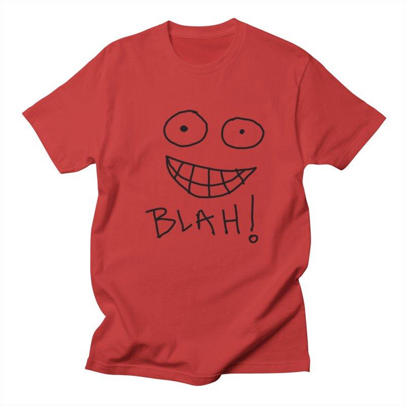 Blah! Women's T-Shirt by artbombtees's Artist Shop