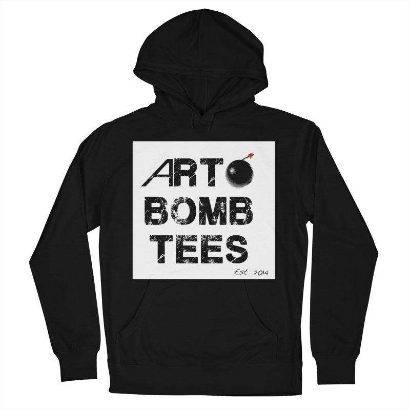Art Bomb Tees Logo Shirt Women's Pullover Hoody by artbombtees's Artist Shop
