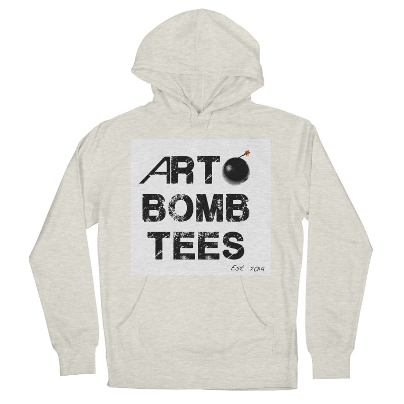 Art Bomb Tees Logo Shirt Men's Pullover Hoody by artbombtees's Artist Shop