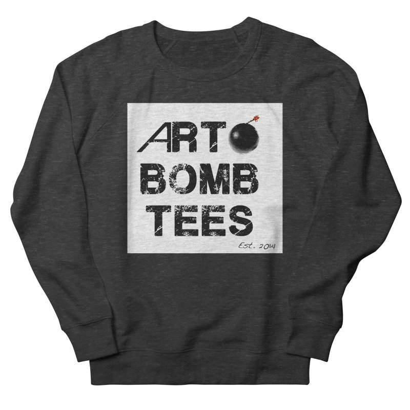 Art Bomb Tees Logo Shirt Women's French Terry Sweatshirt by artbombtees's Artist Shop