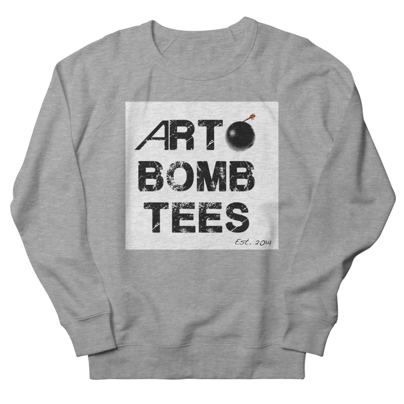 Art Bomb Tees Logo Shirt Women's Sweatshirt by artbombtees's Artist Shop