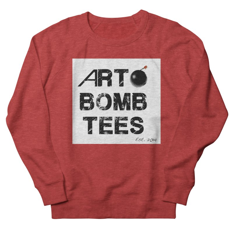 Art Bomb Tees Logo Shirt Men's Sweatshirt by artbombtees's Artist Shop