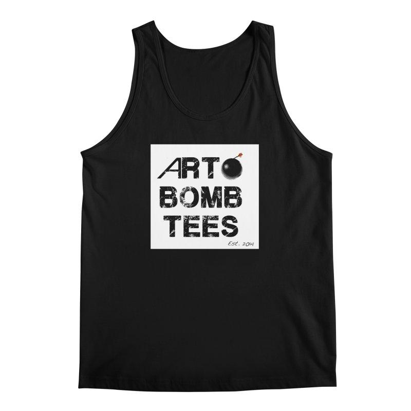 Art Bomb Tees Logo Shirt Men's Tank by artbombtees's Artist Shop