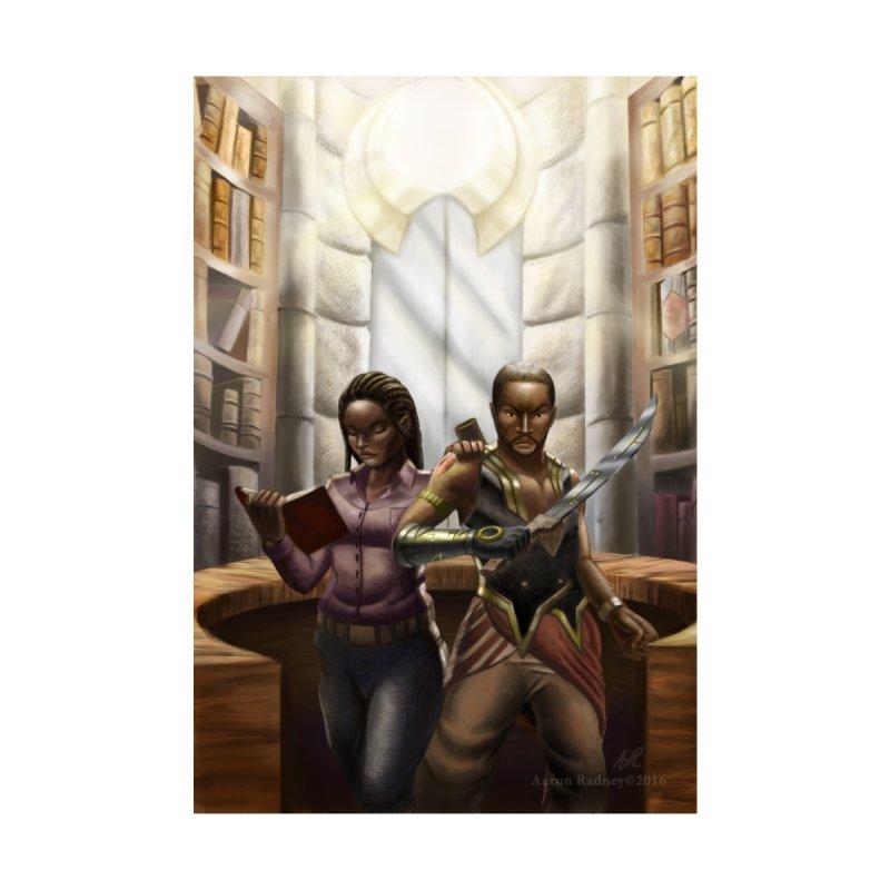 Asante's Gullah Journey by artbombtees's Artist Shop