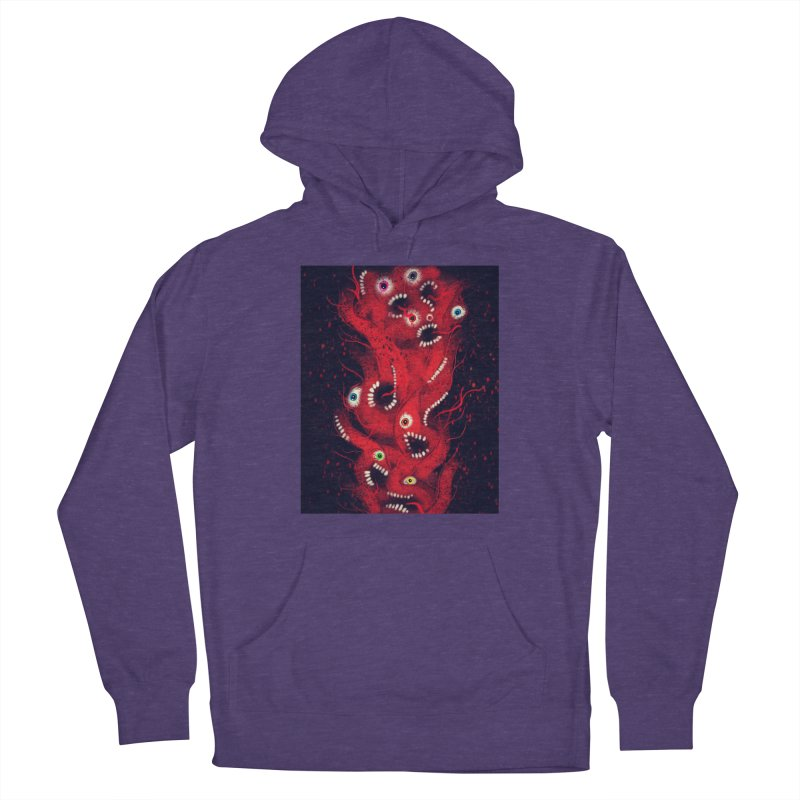 Anxiety Men's Pullover Hoody by artbombtees's Artist Shop