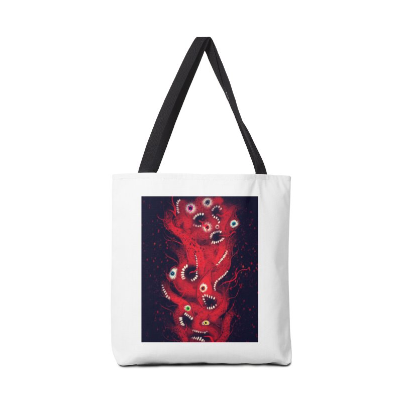 Anxiety Accessories Tote Bag Bag by artbombtees's Artist Shop