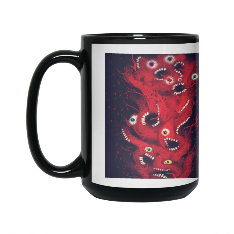 Anxiety Accessories Mug by artbombtees's Artist Shop