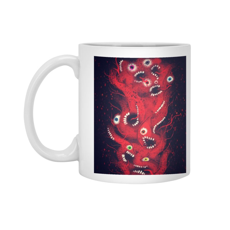 Anxiety Accessories Standard Mug by artbombtees's Artist Shop