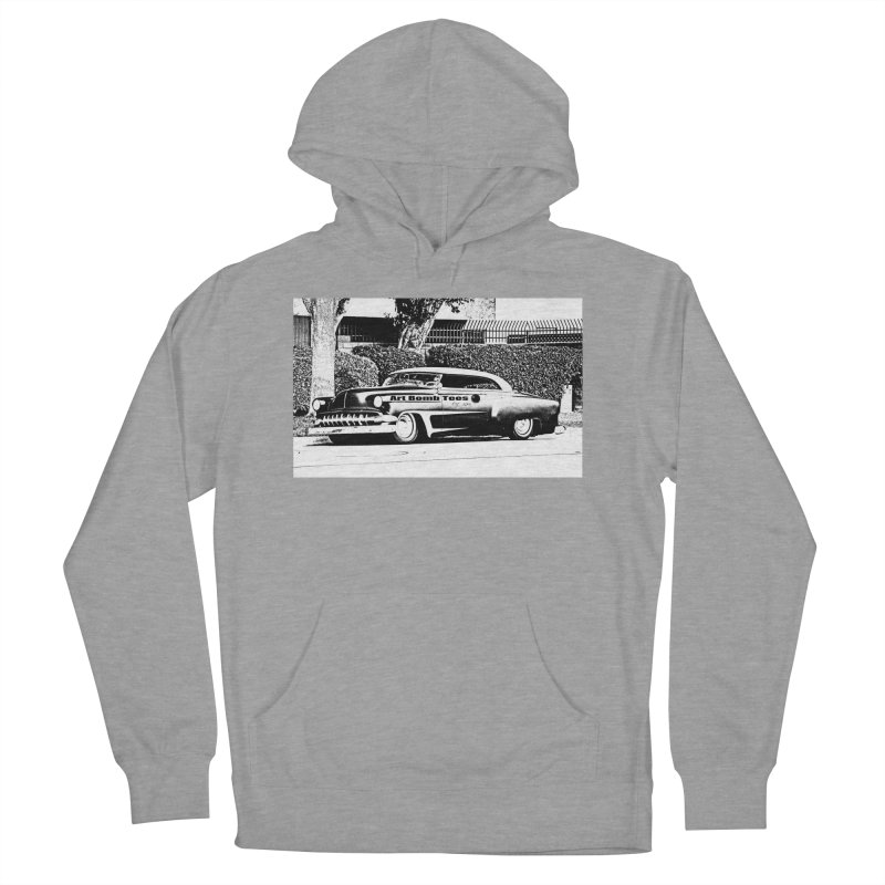 Getaway Car Women's French Terry Pullover Hoody by artbombtees's Artist Shop