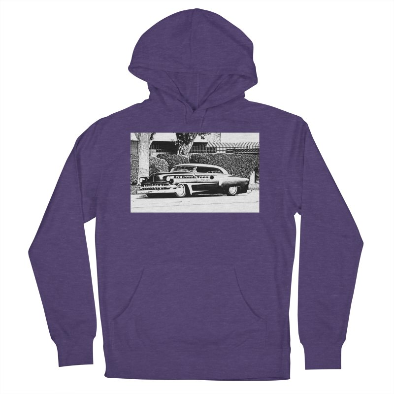 Getaway Car Men's Pullover Hoody by artbombtees's Artist Shop