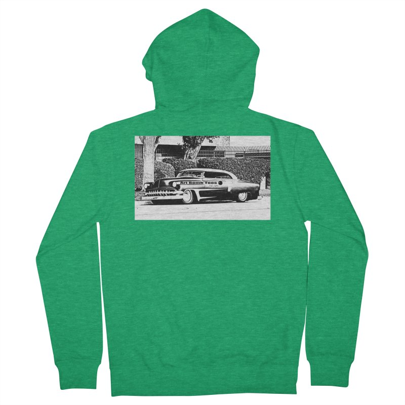 Getaway Car Women's Zip-Up Hoody by artbombtees's Artist Shop