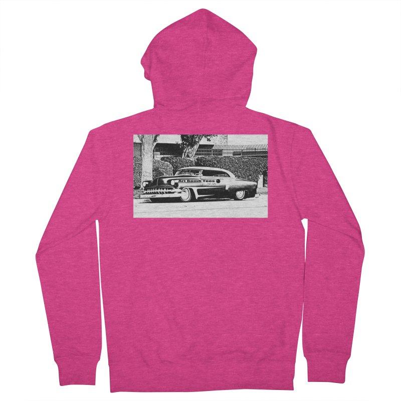 Getaway Car Women's Zip-Up Hoody by artbombtees's Artist Shop