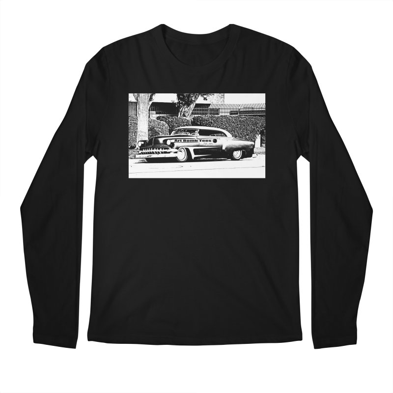 Getaway Car Men's Longsleeve T-Shirt by artbombtees's Artist Shop