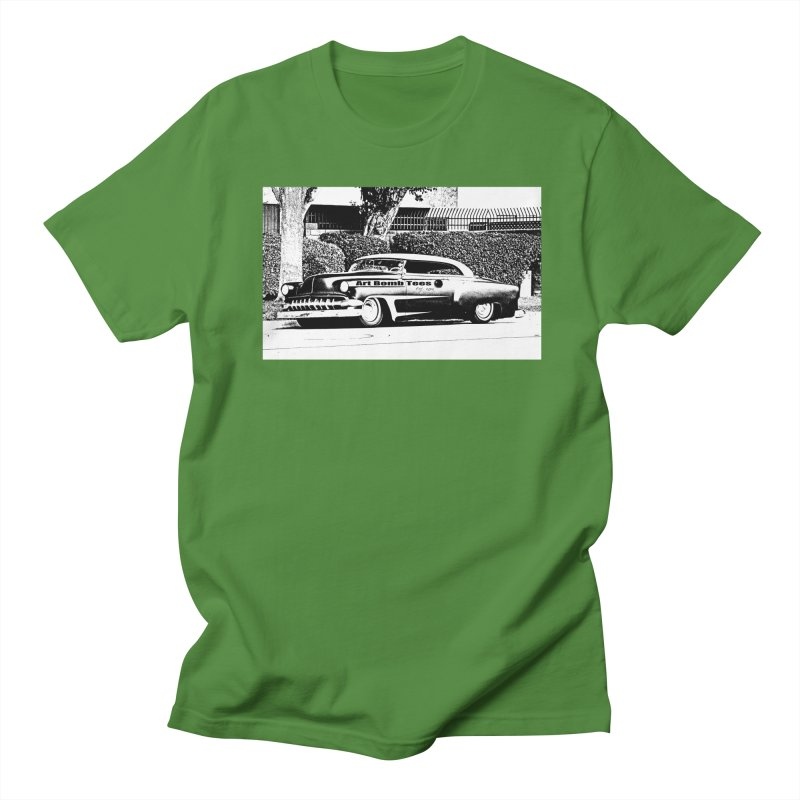 Getaway Car Men's T-shirt by artbombtees's Artist Shop