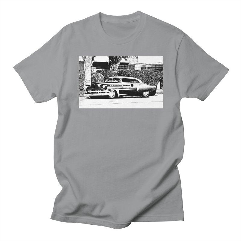 Getaway Car Men's Regular T-Shirt by artbombtees's Artist Shop